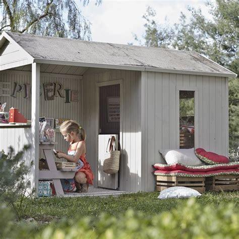 cabanes en bois leroy merlin maisonnette chalet maison cabane enfant leroy merlin