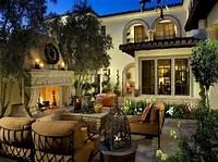 fine italian patio design ideas 15 Traditional Courtyard Gardens | Home Design Lover