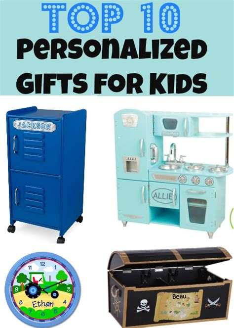 personalized christmas gifts for kids your modern family