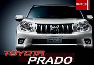 Toyota Land Cruiser Prado For Sale
