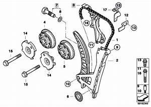Original Parts For E90n 320i N43 Sedan    Engine   Timing