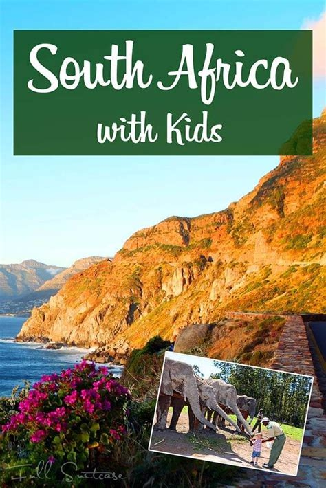 south africa  kids trip itinerary  travel tips