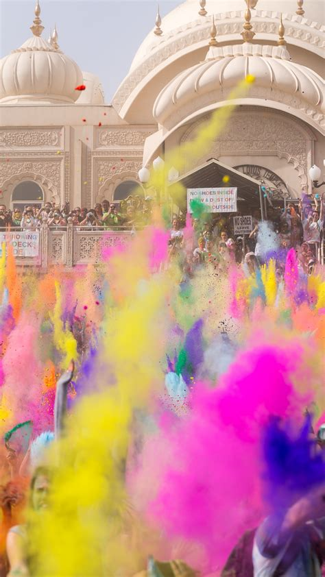 wallpaper holi festival  colours indian holiday spring