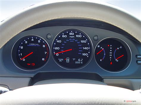 Acura Tsx 2004 Cluster by Image 2004 Acura Rl 4 Door Sedan W Navigation System