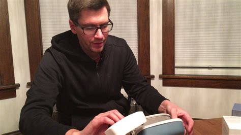 Luminette Light Therapy Glasses - YouTube