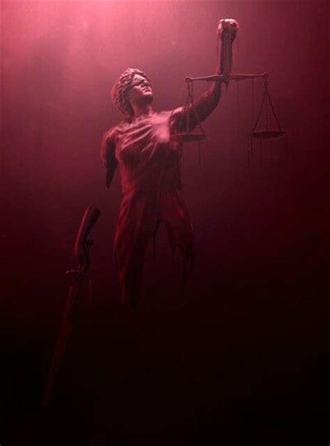 foto de Lady justice from the Daredevil intro Demolidor Longa