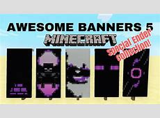 5 AWESOME MINECRAFT BANNER DESIGNS WITH TUTORIAL! #5 Doovi