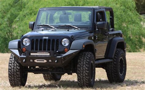 2017 Jeep Jk Kc Hilites Side Pods