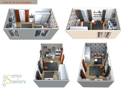 chambre fille 3 ans projet client relooking d 39 une chambre d 39 ado