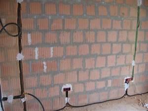 faut que ca saigne autoconstruction maison basse With norme gaine electrique exterieur