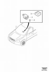 Volvo Xc90 Sensor  Stability  Control  Ayc - 31110063
