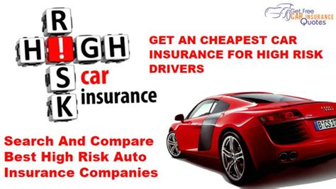 best insurance companies for drivers 1000 ideas about high risk on cancer