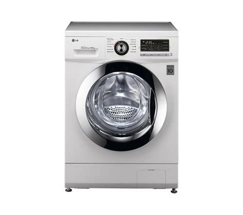 Buy Lg F1496ad Washer Dryer  White  Free Delivery Currys