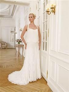 halter chiffon lace bohemian casual beach wedding dress With casual bohemian wedding dresses