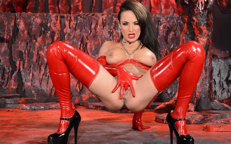 Wallpaper Alektra Blue Brunette Pornactress Adult Model