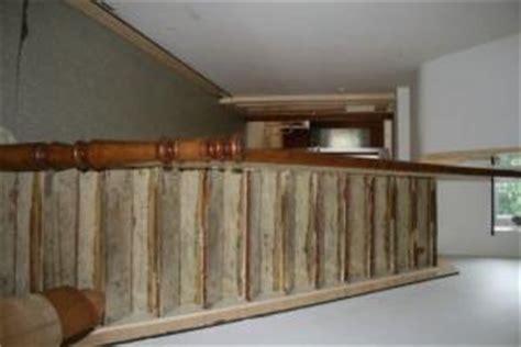 decapeur thermique escalier bois