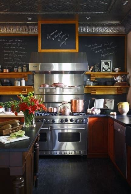 awesome masculine kitchen designs digsdigs