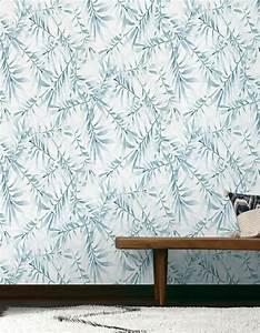 Papier Peint Espace : le papier peint tropical pour d corer votre int rieur shake my blog ~ Preciouscoupons.com Idées de Décoration