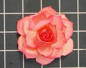 Rosen Selber Basteln : muttertag eine papier rose selber basteln youtube ~ Lizthompson.info Haus und Dekorationen