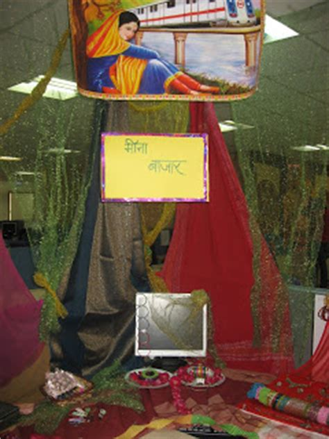 cubicle decoration ideas for diwali just to get started quot albela mela quot diwali 2009 office