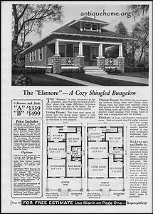 1900 Montgomery Ward House Plans