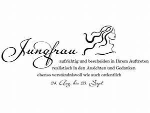 Horoskop Jungfrau Frau : bild wandtattoo sternzeichen jungfrau als wandtattoo magische themen wikia ~ Buech-reservation.com Haus und Dekorationen