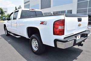 2007 Chevrolet Silverado 2500hd Ltz Crew Cab Long Box 4wd
