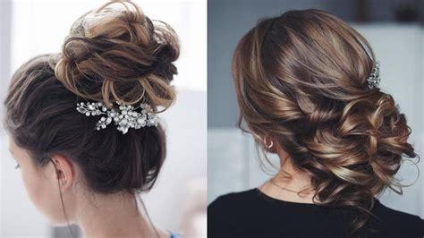 peinados  boda cabello largo peinados de fiesta  el pelo suelto parte  youtube