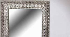 Miroir Rectangulaire Pas Cher : decoration murale fer forge 17 miroir oriental vente grand miroir marocain dor233 pas cher ~ Teatrodelosmanantiales.com Idées de Décoration