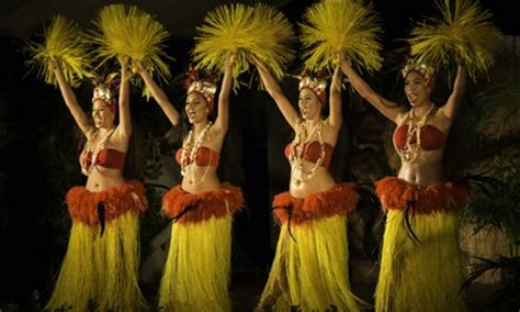 51687 Luau In Honolulu Coupons by Vip Luau Or Show Package For Two Luau Groupon