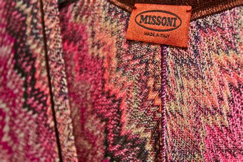 slim fit cargo missoni impossible