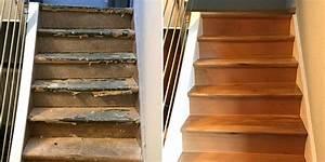 Alte Ziegelmauer Sanieren : sch ne kombination alte treppe mit parkett renovieren ~ A.2002-acura-tl-radio.info Haus und Dekorationen