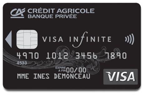 crdit agricole dile de carte visa infinite crdit agricole d ile de