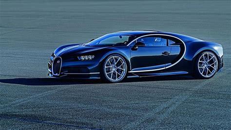Fim Do Mistério Ouça O Ronco Do Motor Do Bugatti Chiron