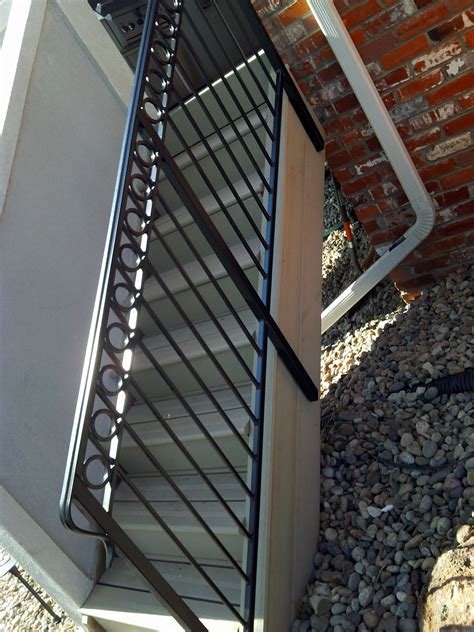 iron balusters  railings denver colorado