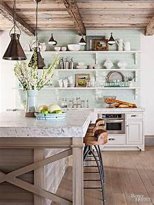 design inspiration wood beam ceilings With kitchen colors with white cabinets with be strong and courageous wall art