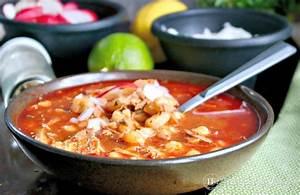 Nana's Pozole Mexican Soup with Pork & Hominy Family