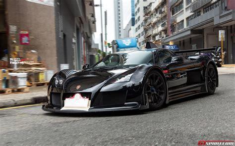 Black Gumpert Apollo S In Hong Kong
