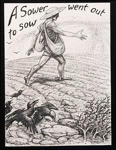 A, Sower