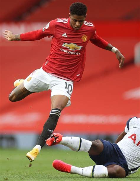 Rashford scores hat-trick off the bench as Man Utd thrash ...