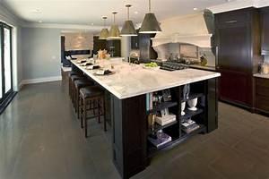 kitchen island designs kitchen traditional with eat in With custom eat in kitchen designs