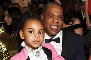 Blue Ivy Sported a Prince-Inspired Suit at Grammys 2017 ...