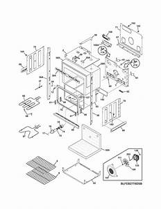 Frigidaire Feb27t6dcb Electric Wall Oven Parts