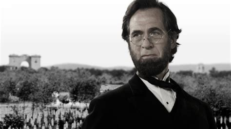 abraham lincoln gettysburg address from the movie saving lincoln youtube
