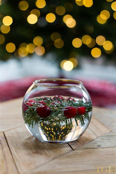 diy holiday floating candles  greenspring home