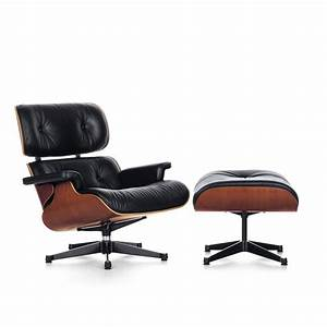Eames Chair Lounge : eames lounge chair and ottoman eames office ~ Buech-reservation.com Haus und Dekorationen