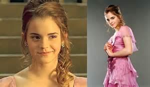 Hermione Yule Ball Hair