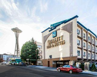 quality inn suites seattle center in seattle wa book now