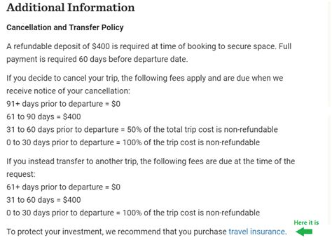 rei adventures travel insurance worth  cost