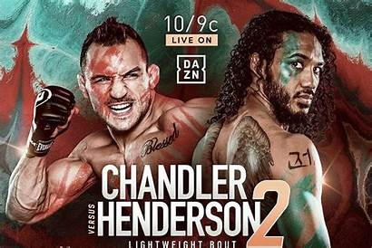 Bellator Chandler Vs Henderson Fight Mma Play